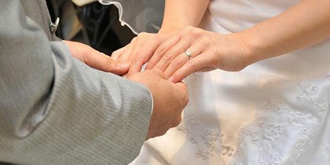 結婚相手との平均年齢差