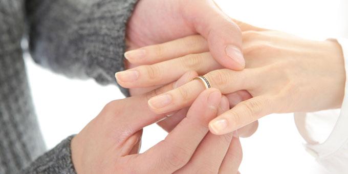 プロポーズの指輪はこうやって渡す!世界のプロポーズ!