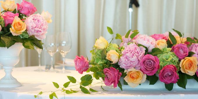 結婚式に贈る電報の例文集(2)
