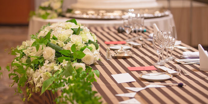結婚式の余興に使える小道具特集(5)