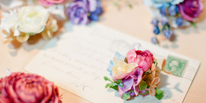 結婚式招待状の返信メッセージ文例集