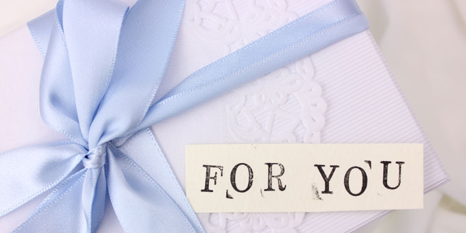 手作りできる結婚のお祝いプレゼント
